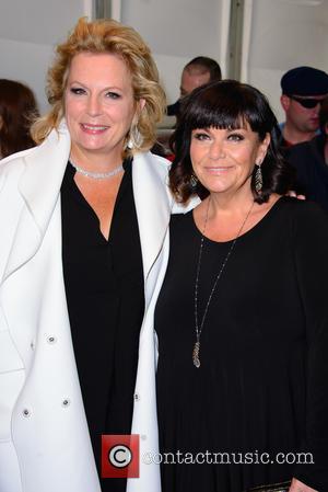 Jennifer Saunders and Dawn French