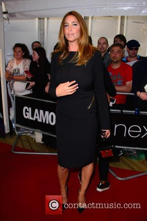 Lisa Snowdon - Glamour Women Of The Year Awards 2016 - Arrivals - London, United Kingdom - Tuesday 7th June...
