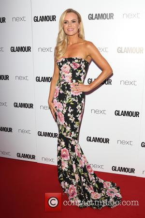 Amanda Holden - Glamour Women Of The Year Awards at Berkeley Square Gardens, London at Berkeley Square Gardens - London,...