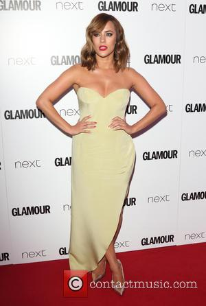 Caroline Flack - Glamour Women Of The Year Awards at Berkeley Square Gardens, London at Berkeley Square Gardens - London,...