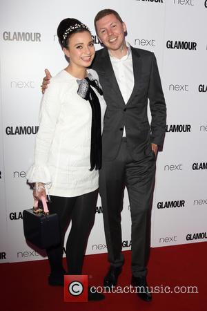 Gizzi Erskine and Professor Green