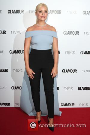 Holly Willoughby - Glamour Women Of The Year Awards at Berkeley Square Gardens, London at Berkeley Square Gardens - London,...