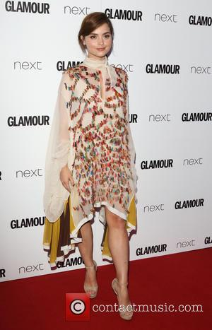 Jenna Coleman - Glamour Women Of The Year Awards at Berkeley Square Gardens, London at Berkeley Square Gardens - London,...