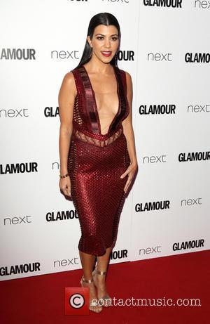 Kourtney Kardashian - Glamour Women Of The Year Awards at Berkeley Square Gardens, London at Berkeley Square Gardens - London,...