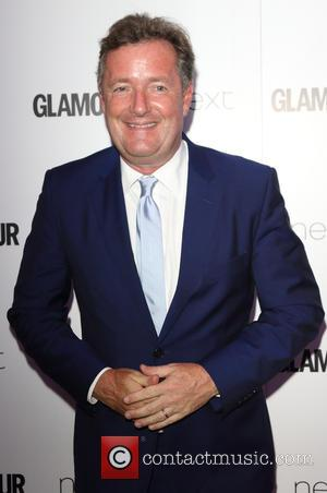 Piers Morgan - Glamour Women Of The Year Awards at Berkeley Square Gardens, London at Berkeley Square Gardens - London,...