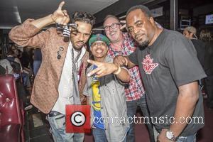 Young Hump, Money B and Kevin Blatt at Whiskey A Gogo