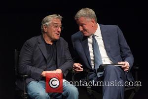 Robert De Niro and Bill De Blasio