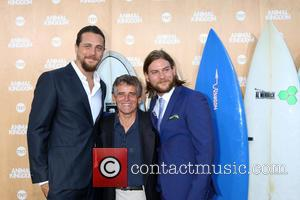 Ben Robson, Charles Croughwell and Jake Weary