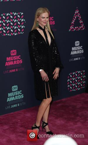 Nicole Kidman - CMT Music Awards at Bridgestone Arena Nashville - Arrivals at Bridgestone Arena - Nashville, Tennessee, United States...