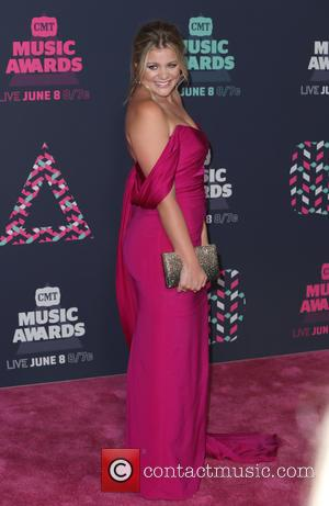 Lauren Alaina - CMT Music Awards at Bridgestone Arena Nashville - Arrivals at Bridgestone Arena - Nashville, Tennessee, United States...