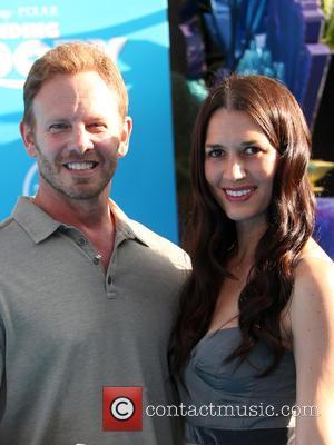 Ian Ziering and Erin Kristine Ludwig