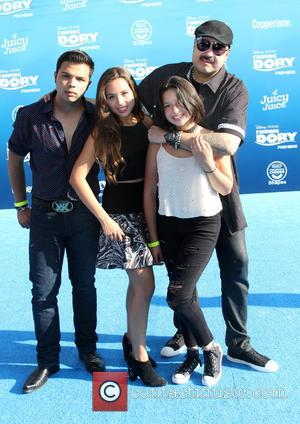 Pepe Aguilar and Family