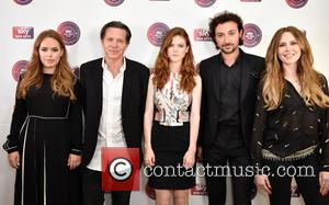 Alex Zane, Tanya Burr, Rose Leslie and Emma Kenny