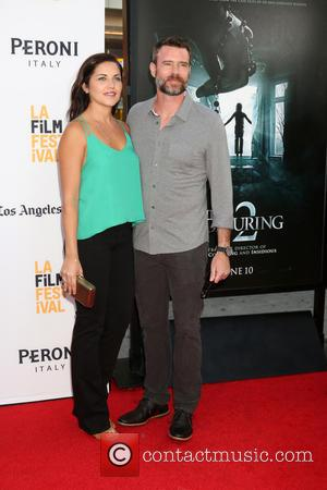 Marika Dominczyk and Scott Foley