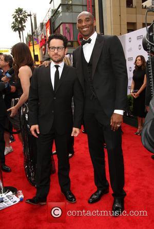 J.j. Abrams and Kobe Bryant