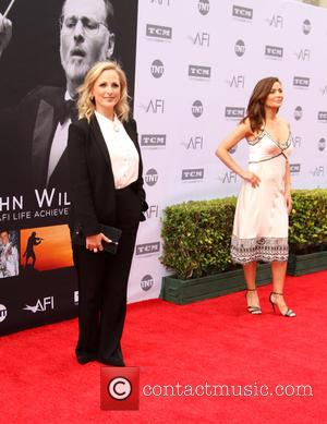 Marlee Matlin and Constance Marie