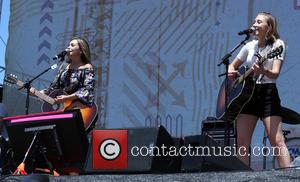 Maddie & Tae at Chevrolet River Front Stage