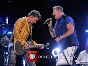 Rascal Flatts, Joe Don Rooney and Gary Levox