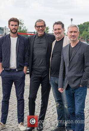 Chris Hemsworth, Jeff Goldblum and Roland Emmerich
