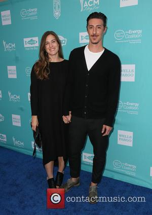 Eric Balfour and Erin Chiamulon
