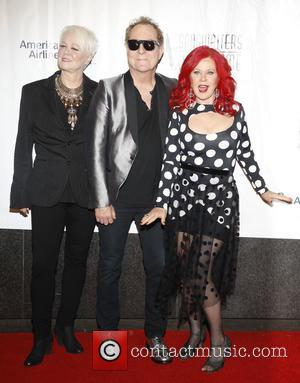 B-52s, Cindy Wilson, Fred Schnider and Kate Pierson