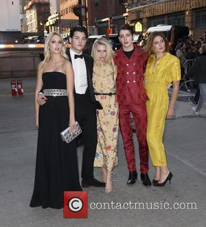 Maria-olympia, Peter Brant Ii, Theodora Richards, Harry Brant and Stella Schnabel