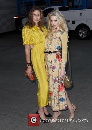 Stella Schnabel and Theodora Richards
