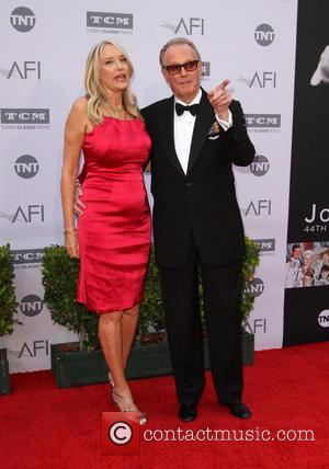 Parky Fonda and Peter Fonda
