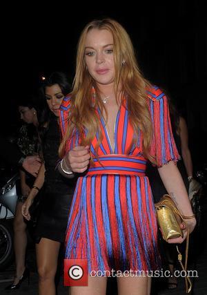 """Lindsay Lohan Says #MeToo Makes Women """"Look Weak"""""""