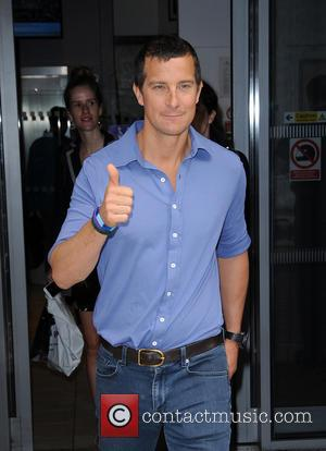 Bear Grylls - Bear Grylls at BBC Radio 2 - London, United Kingdom - Friday 10th June 2016