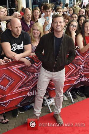 Dermot O'Leary - 'X Factor' Launch at Leicester City FC King Power Stadium at x factor - Leicester, United Kingdom...