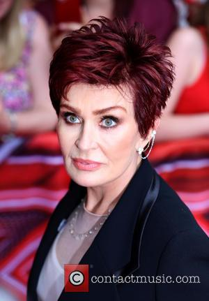 Sharon Osbourne - the first X Factor auditions of 2016 on June 10, 2016 in Leicester United Kingdom at x...