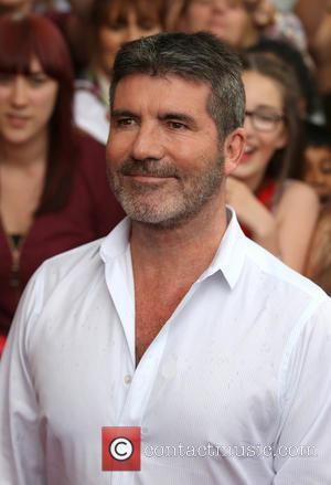 Simon Cowell - the first X Factor auditions of 2016 on June 10, 2016 in Leicester United Kingdom at x...