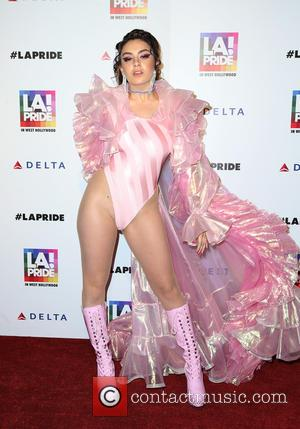 Charli XCX - 2016 LA Pride Opening night Festival Day 2 at West Hollywood Park - West Hollywood, California, United...