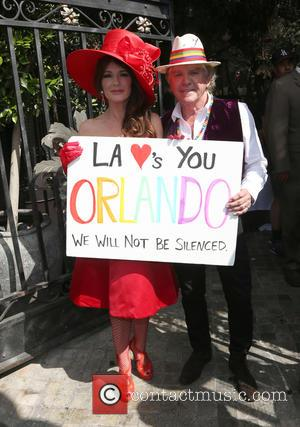 Lisa Vanderpump , Ken Todd - 2016 LA Pride Festival Day 3 at West Hollywood Park - West Hollywood, California,...