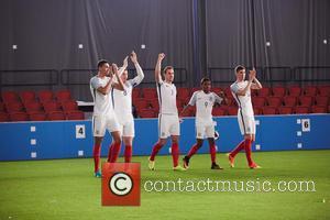 Cristiano Ronaldo, Gerson Correia Adua, Harry Kane, Chris Smalling, John Stones and Ross Barkley