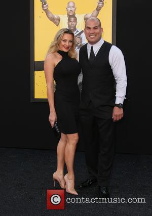 Amber Nichole Miller and Tito Ortiz