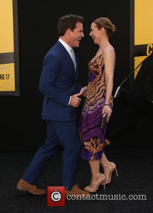 Michael Doyle and Amy Ryan