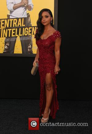 Danielle NIcolet - Premiere of Warner Bros. Pictures' 'Central Intelligence' - Arrivals at Westwood Village Theatre - Westwood, California, United...