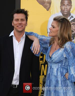 Hayes Macarthur and Missi Pyle