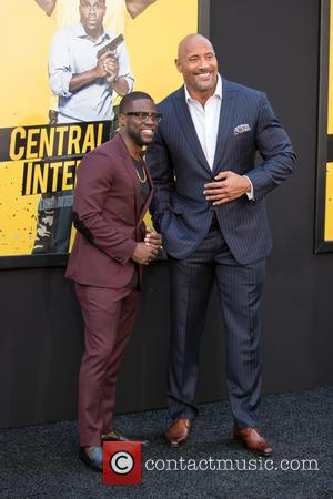 Dwayne Johnson's 'Brotherly Chemistry' With Kevin Hart