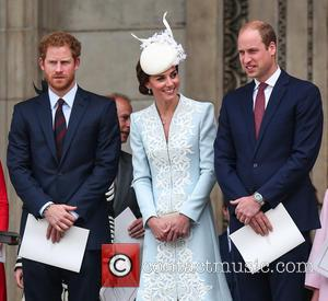 Prince Harry, Catherine Duchess Of Cambridge, Kate Middleton, Prince William and Duke Of Cambridge