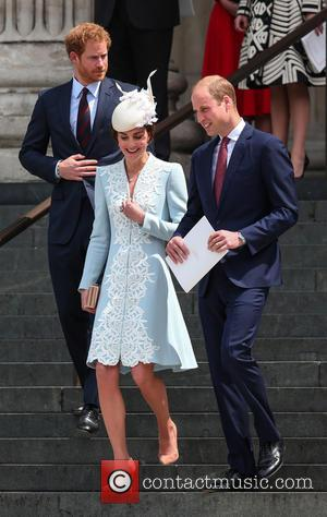 Prince Harry, Catherine Duchess Of Cambridge, Kate Middleton, Prince William and Duke Of Cambridge