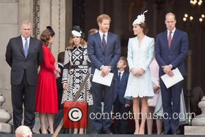 Prince Harry, Queen, Kate, William and Kate Middleton