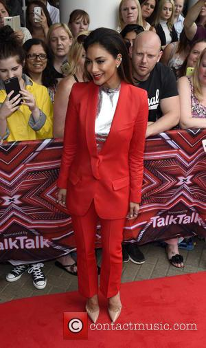 Nicole Scherzinger - 'X Factor' Launch at Leicester City FC King Power Stadium at x factor - Leicester, United Kingdom...