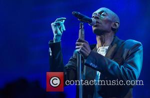 Maxi Jazz and Maxwell Fraser