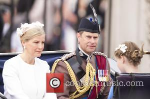 Prince Edward and Sophie The Countess Of Wessex