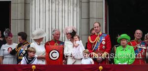 Camilla Duchess Of Cornwall, Prince Charles Prince Of Wales, Catherine Duchess Of Cambridge, Kate Middleton, Princess Charlotte, Prince George, Prince William Duke Of Cambridge, Queen Elizabeth Ii, Prince Philip Duke Of Edinburgh, Sophie Countess Of Wessex, Princess Anne, Zara Tindall and Zara Phillips