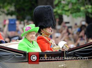 Hrh The Queen and Duke Of Edinburgh