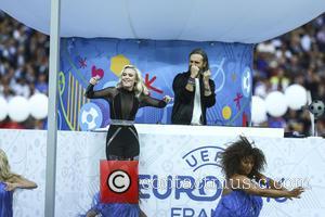 David Guetta and Zara Larsson